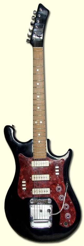 ни про одну другую гитару!